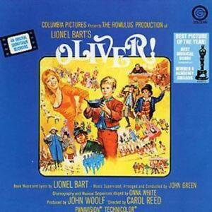 Various Artists : Oliver!: AN ORIGINAL SOUNDTRACK RECORDING CD (2008)