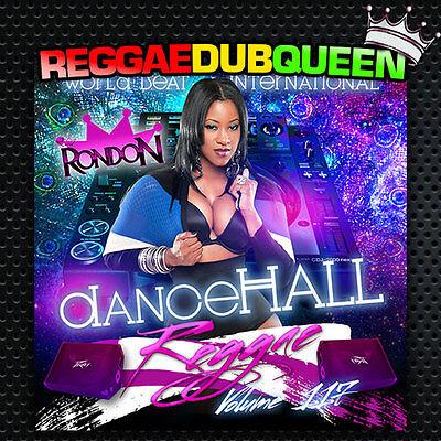 DJ Rondon - Dancehall Reggae 117 Mixtape. Reggae Mix CD.