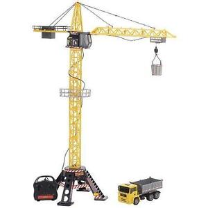how to build a tower crane for a school project