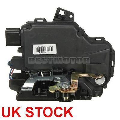 Front Left Door Lock Mechanism Passenger Side For VW Seat / Skoda Lupo Passat UK