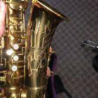 Conn Brass Alto Saxophones