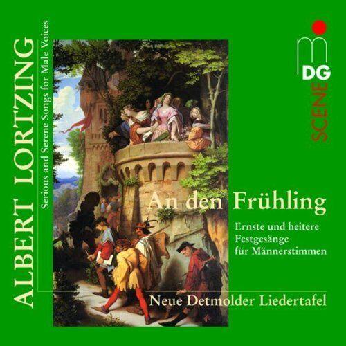 Lortzing - Neue Detmolder Liedertafel [CD]