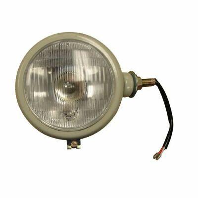 Head Lamp Grey Rh For Ford Tractor 2n 9n 8n 12 Volt Halogen