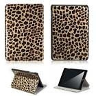 Leopard Print iPad Case