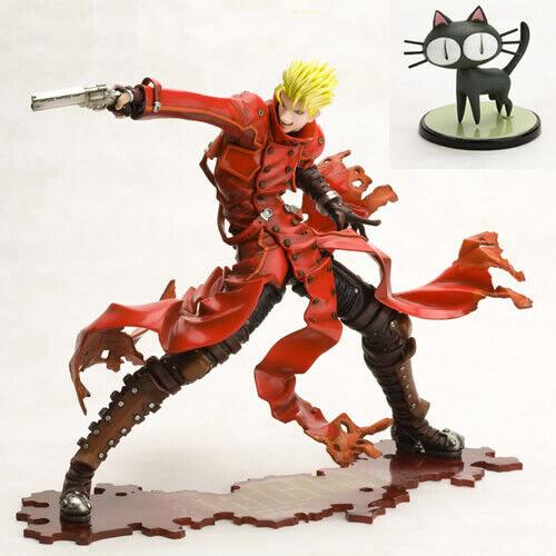 Trigun: Badlands Rumble ArtFX J Statues 1/8 Scale Vash The Stampede* BRAND NEW*