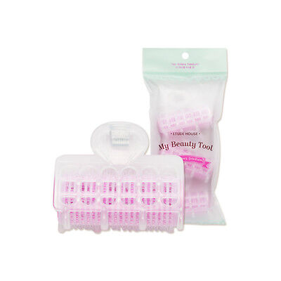 [ETUDE HOUSE] My Beauty Tool Hair Rollers (Medium) - 1pack (3pcs) / Free Gift