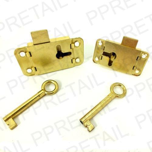Brass Drawer Lock | eBay