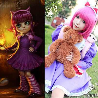 League of legends LOL Dark Child Annie Cosplay - Annie Lol Cosplay Kostüm