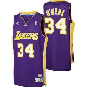 shaquille o'neal jerseys