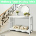 Pine Hallway Console Tables