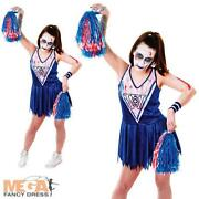 Ladies Halloween Costumes Cheerleader