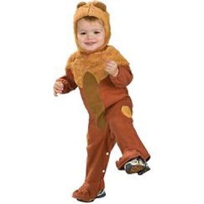 Kleinkind Kind der Zauberer von oz Feiger Löwe Kostüm (Löwe Der Zauberer Von Oz Kostüm)