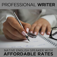 AFFORDABLE WRITER - CONTENT WRITER - ARTICLE WRITER - SEO WRITER