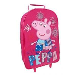 Peppa Pig Wheeled Bag