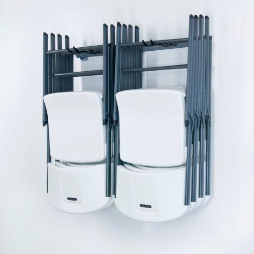 Folding Chair Rack Ebay