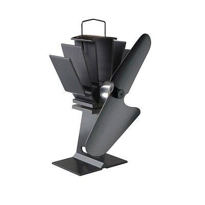 Caframo Limited Original Ecofan - Heat Powered Wood Stove Heater Fan