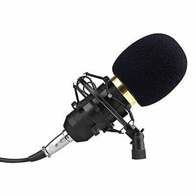 W2ENY Desk or Boom Studio Microphone for Icom IC-706 IC-703 IC-7000 IC-7100 d'occasion  Expédié en Belgium