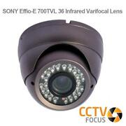 Outdoor CCTV Dome Camera