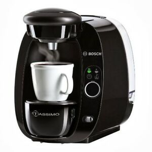 Tassimo coffee maker used only a couple of times