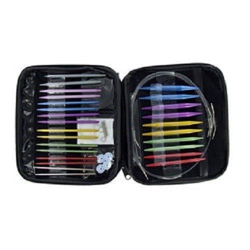 Knitting Needle Sets In Case : Knitting needle case ebay