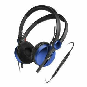 Sennheiser HD 25 Amperior DJ Headphones - (Blue)