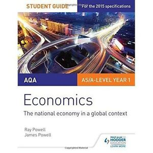 AQA Economics Student Guide 2: The National Economy in a Global Context by...