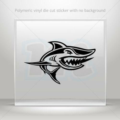 Shark Car Sticker Ebay