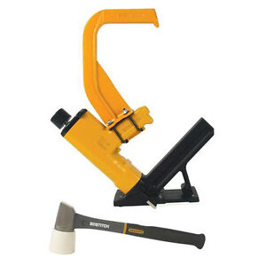 IN SALMON ARM - Bostitch 2 inch hardwood flooring cleat nailer