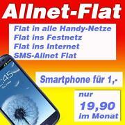 Samsung Galaxy S3 mit Flat