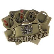 Brass Knuckle Duster