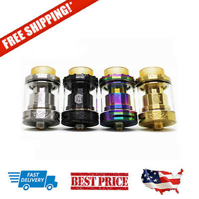 Reload Rta 1 1 Highest Quality 24Mm Rebuildable Tank Rdta Rta Usa Shipping