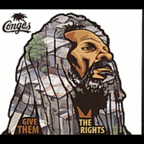 The Congos - Give Them the Rights [New CD]