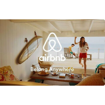 Get a $200 Airbnb Gift Card Gift Card for only $170 - Email delivery