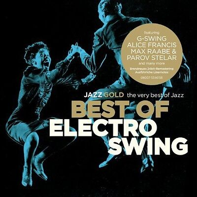 Jazz Cd - Various Artists - Best of Electro Swing (Jazz Gold) / Various [New CD] Holland -