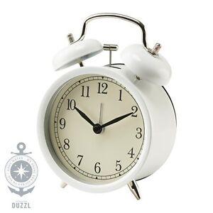 IKEA DEKAD Wecker in weiß Uhr