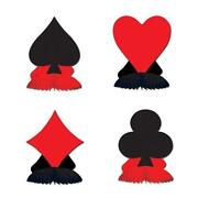 Playing Card Decorations