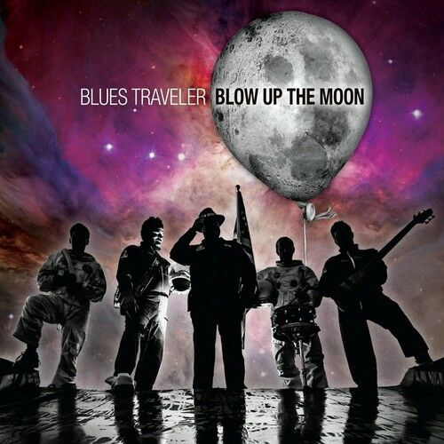 Blues Traveler - Blow Up the Moon [New CD]