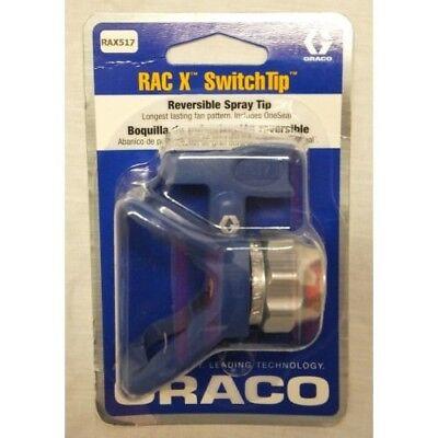 Graco Rac X Blue Tip Guard Combo Size 517 Rax517