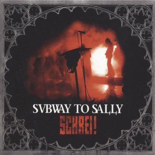 SUBWAY TO SALLY Schrei!/Engelskrieger in Berlin CD+DVD