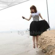 Women Long Tutu Skirt