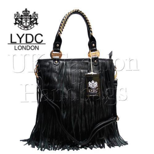 41cf4f7dfc Leather Fringe Bag  Women s Handbags