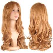 Long Blonde Wig Human Hair