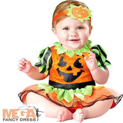 Pumpkin Princess 0-24 Months Baby Fancy Dress Halloween Girls Toddler Costume (Halloween Costumes Pumpkin Princess)