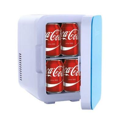 6L 12v Mini Fridge Cooler Warmer Portable Car Refrigerator C