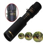 Hunting Monoculars with Zoom Lens