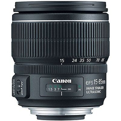Canon EF-S 15-85mm f/3.5-5.6 IS USM Lens!! White Box BRAND NEW!!