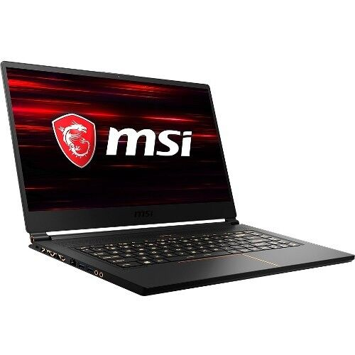 Msi Gs65 Stealth Thin-050 Vr Ready 15.6  Lcd Ultrabook - Intel Core I7 (8th Gen)