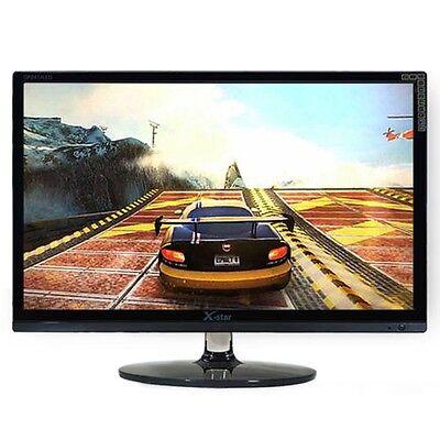 "شاشة ليد جديد [Perfect Pixel] X-star DP2414LED Full HD Gaming Monitor 24"" 144Hz"