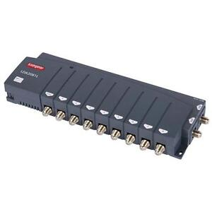 Labgear 8 Way Amplifier Booster  Freeview TV/FM/DAB