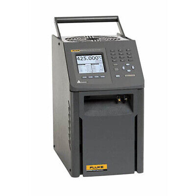 Fluke Calibration 9172-c-r-156 Field Dry-well Metrology Calibrator